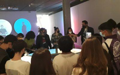 Visitamos la Exposición «Color. El conocimiento de lo invisible.» Fundación Telefónica